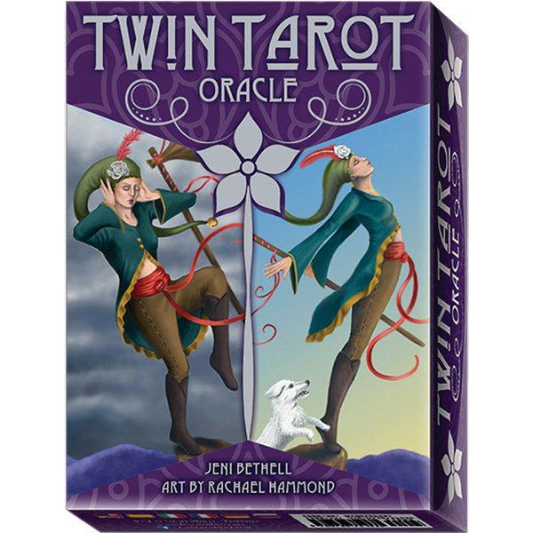 Twin Tarot Oracle 1