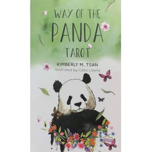 Way of the Panda Tarot 12
