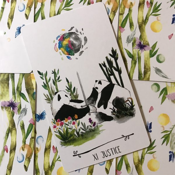 Way of the Panda Tarot 3