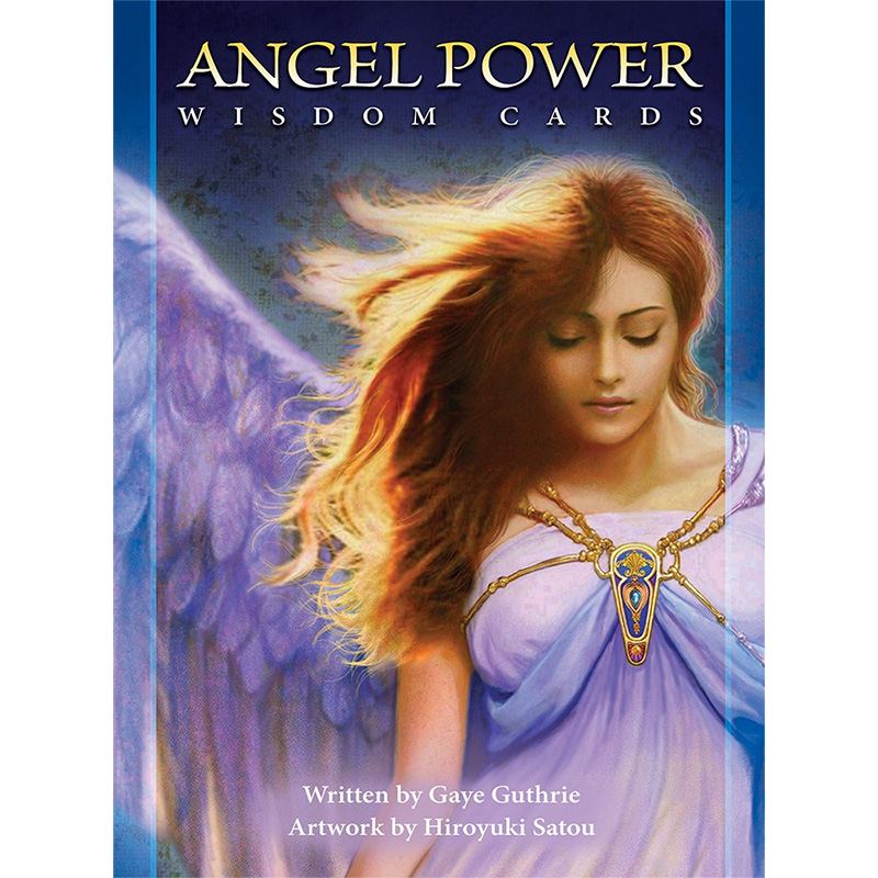 Angel Power Wisdom Cards 13
