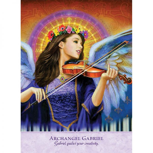 Angel Power Wisdom Cards 2