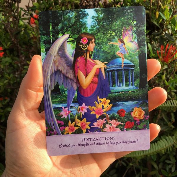 Angel Power Wisdom Cards 8