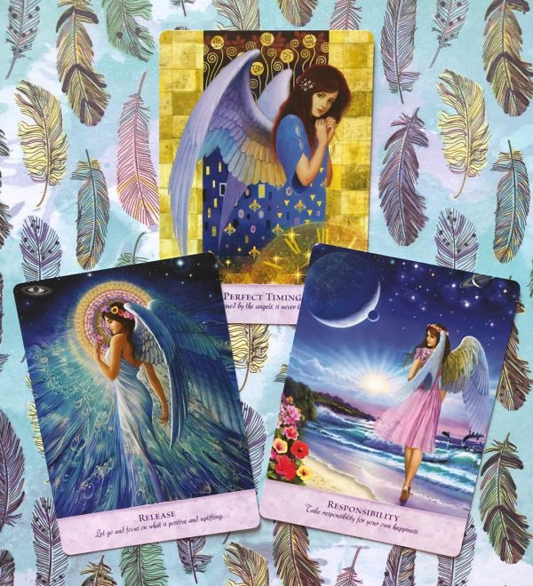 Angel Power Wisdom Cards 9