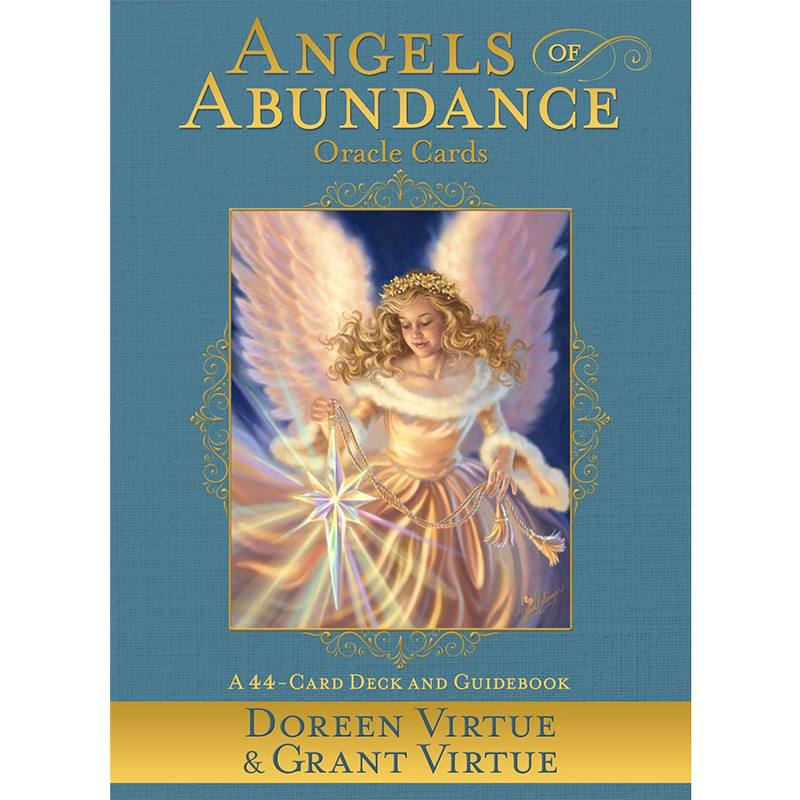 Angels of Abundance Oracle Cards 13