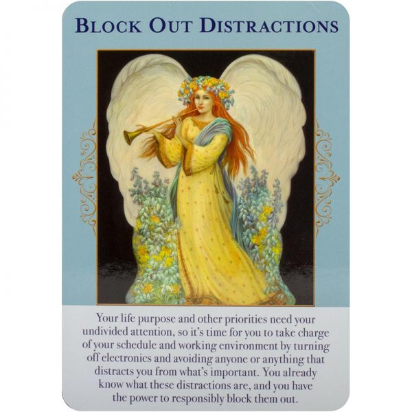 Angels of Abundance Oracle Cards 5