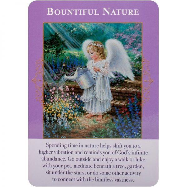 Angels of Abundance Oracle Cards 6