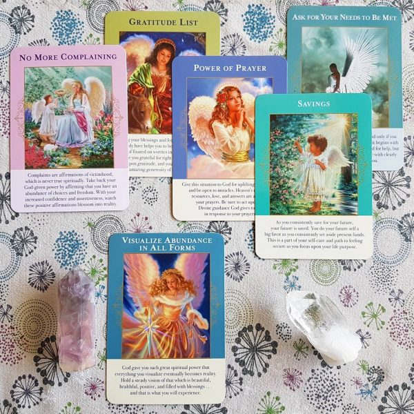 Angels of Abundance Oracle Cards 9