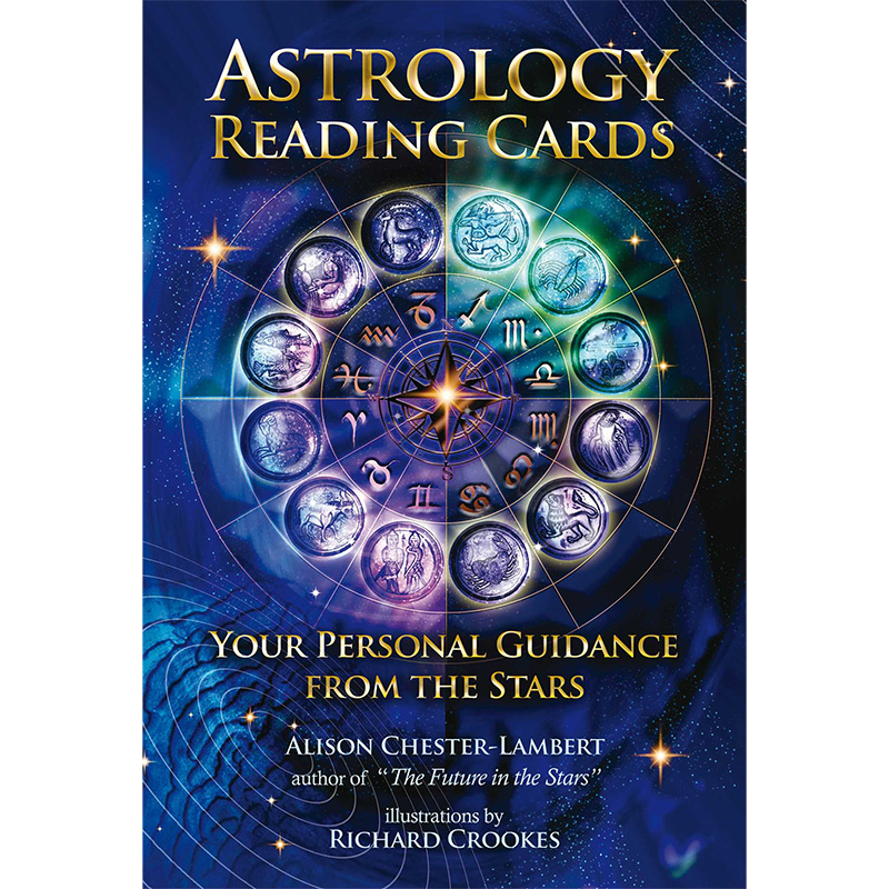 Astrology Reading Cards 25