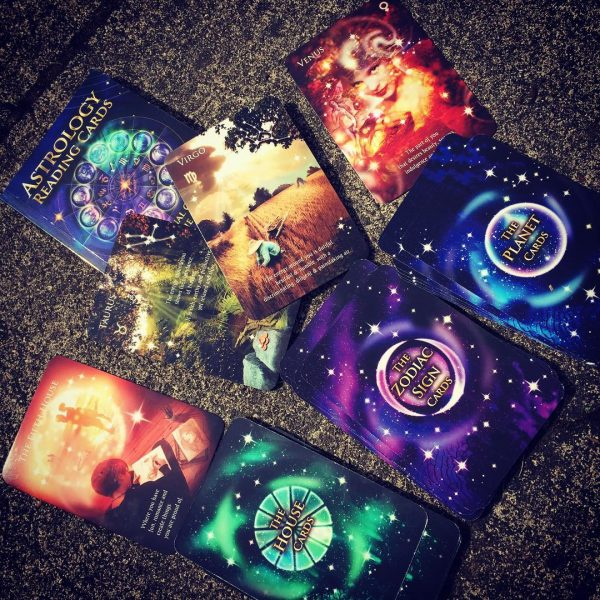 Astrology Reading Cards 12
