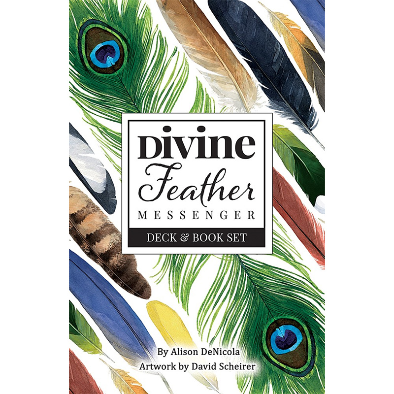 Divine Feather Messenger 3
