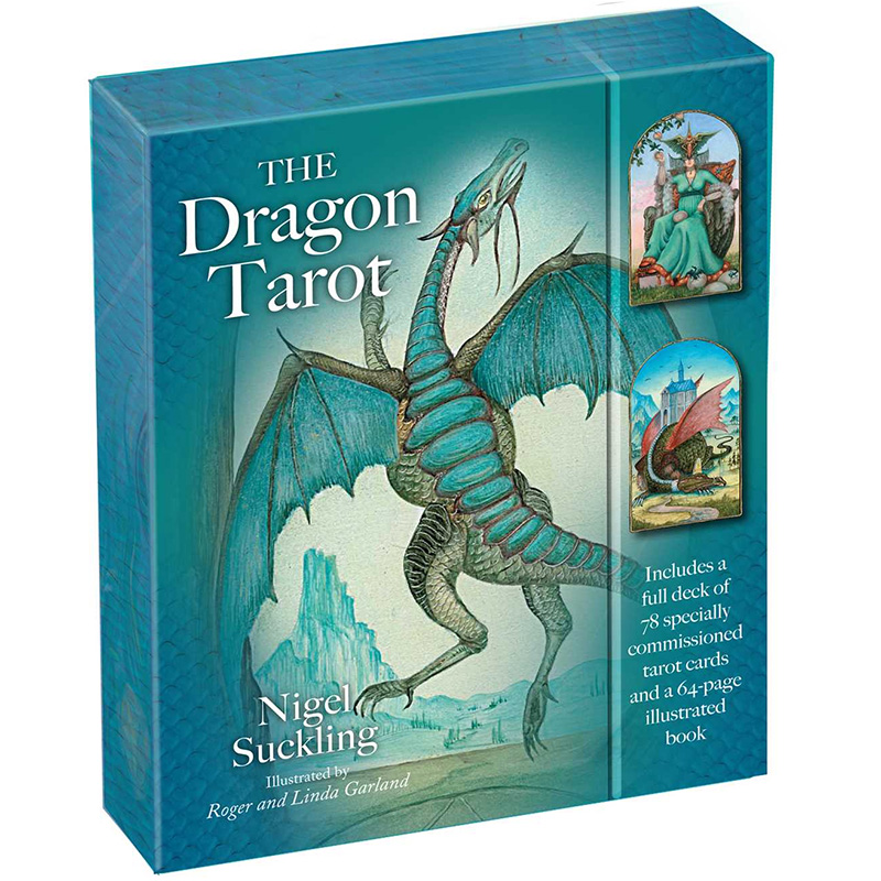Dragon Tarot (CICO Books) 9