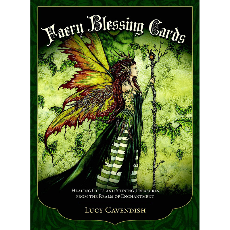 Faery Blessing Cards 25