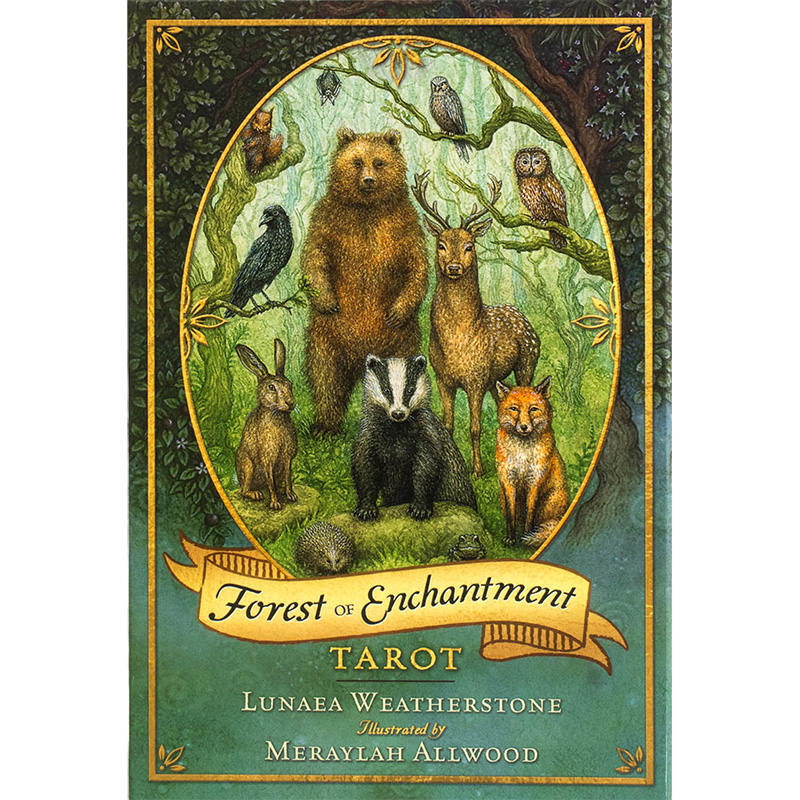 Forest of Enchantment Tarot 16
