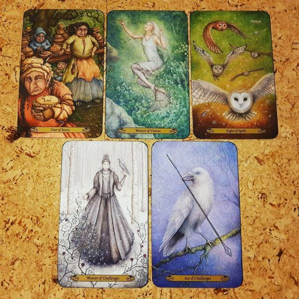 Forest of Enchantment Tarot 10