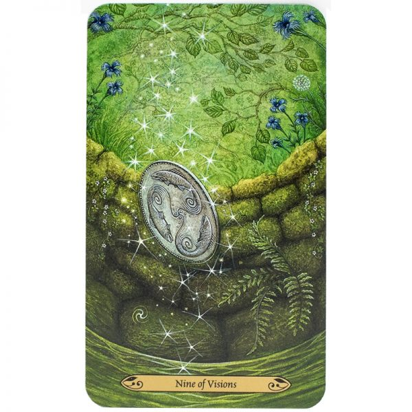 Forest of Enchantment Tarot 3