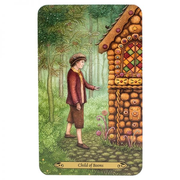 Forest of Enchantment Tarot 6