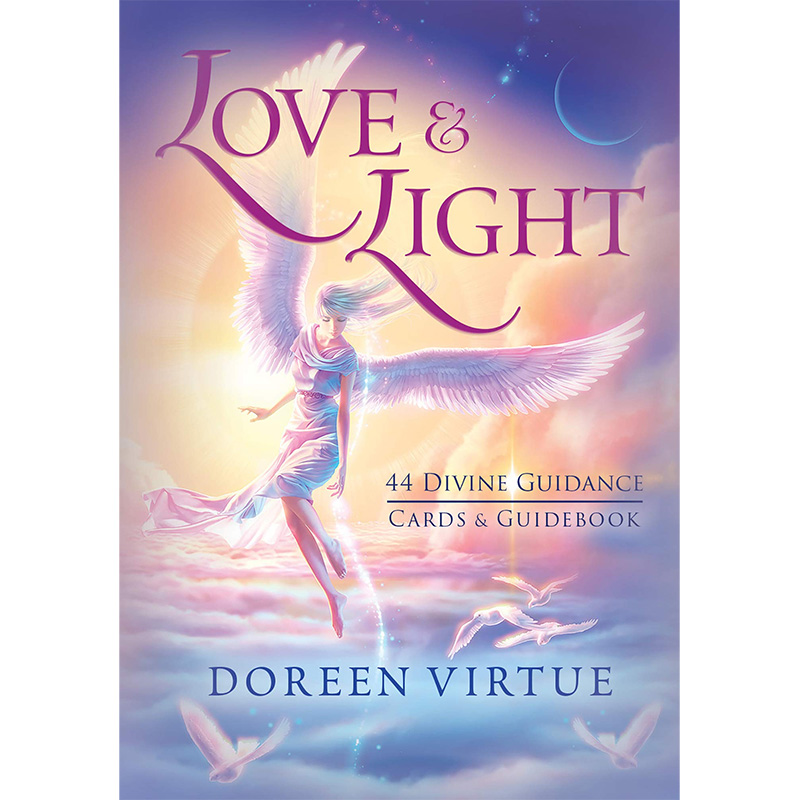 Love and Light Oracle 15