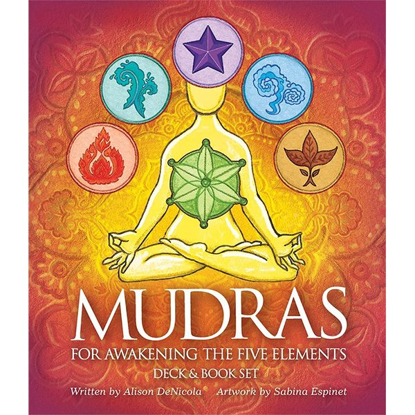 Mudras for Awakening the Five Elements 1