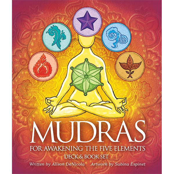 Mudras for Awakening the Five Elements 7