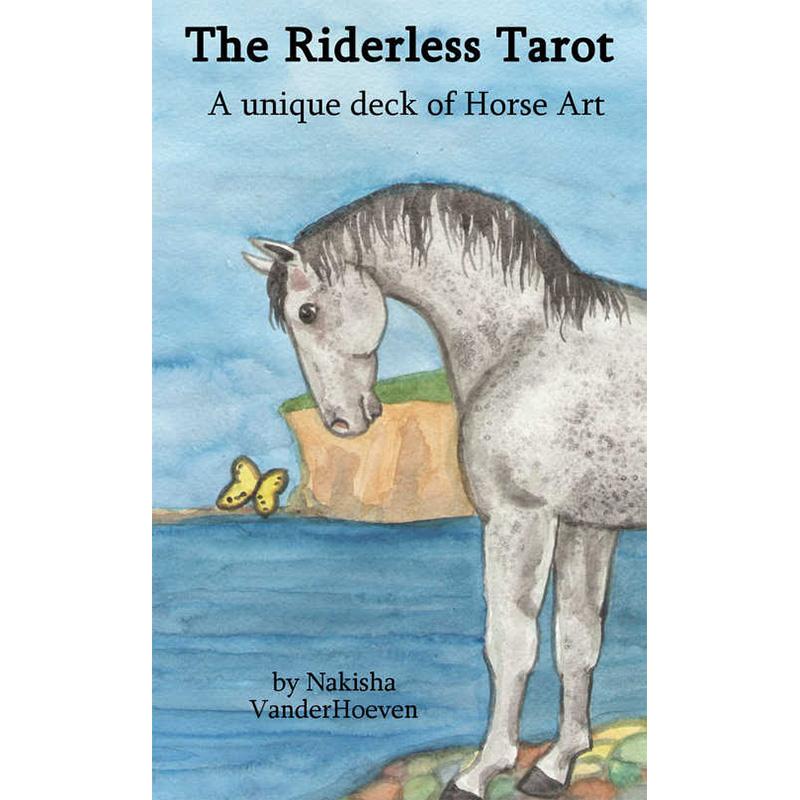 Riderless Tarot 21