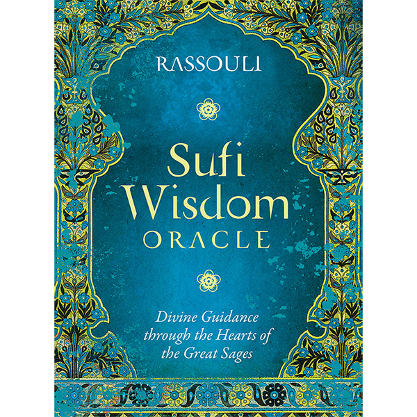 Sufi Wisdom Oracle 13