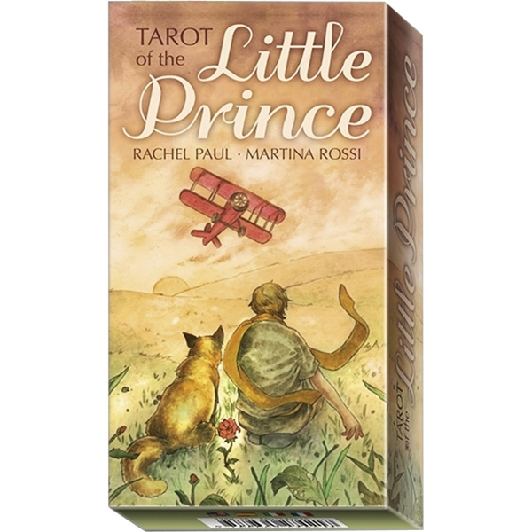 Tarot of the Little Prince 17