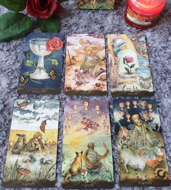 Tarot of the Little Prince 7