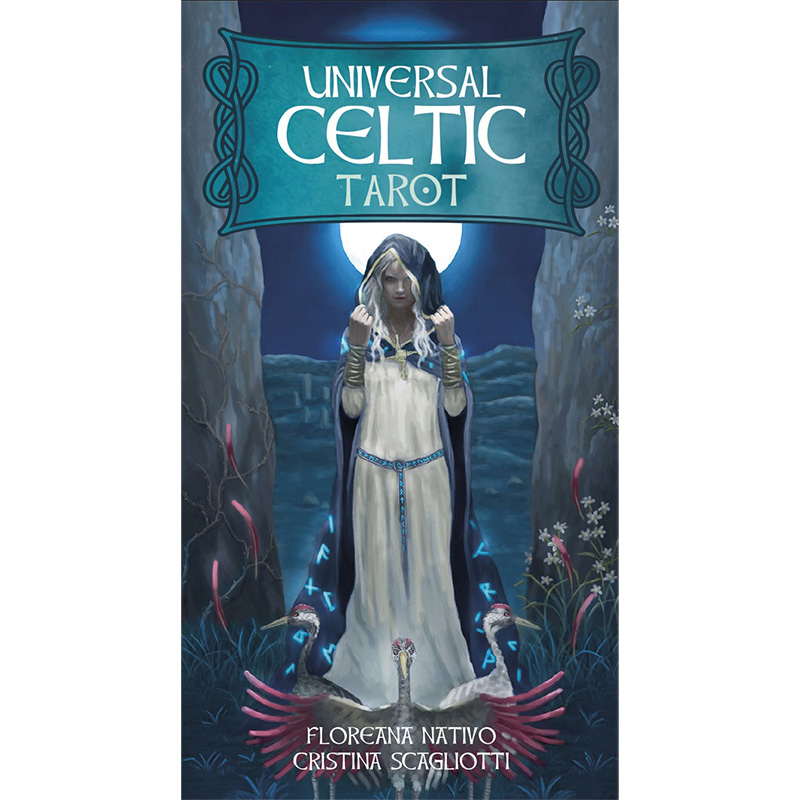 Universal Celtic Tarot 25