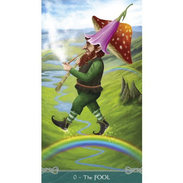 Universal Celtic Tarot 2