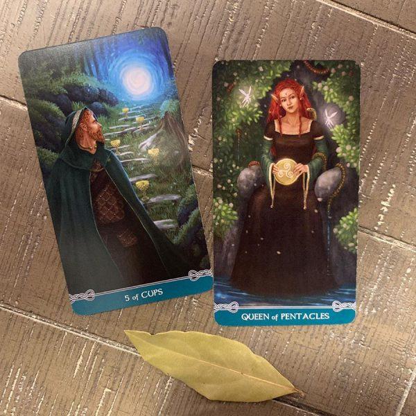 Universal Celtic Tarot 7