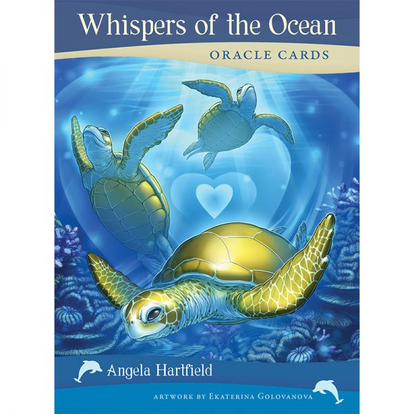 Whispers of the Ocean Oracle Cards 1
