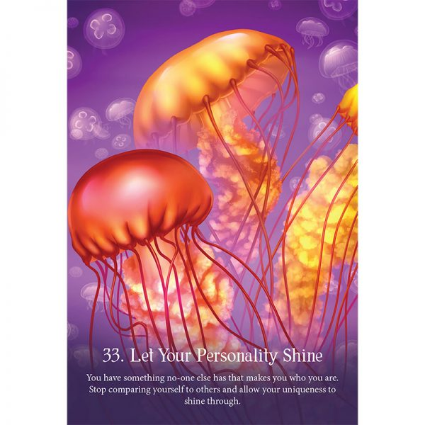 Whispers of the Ocean Oracle Cards 2