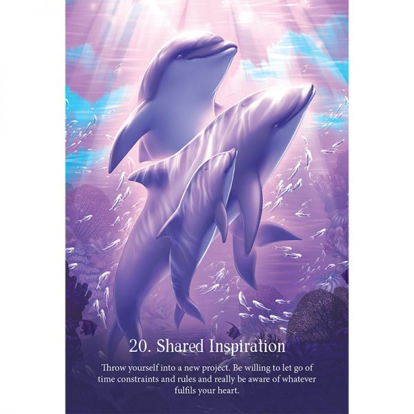 Whispers of the Ocean Oracle Cards 3
