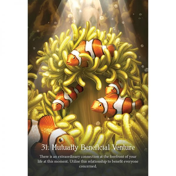 Whispers of the Ocean Oracle Cards 7