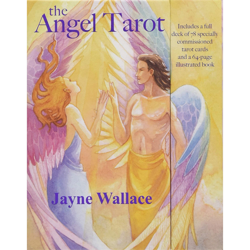 Angel Tarot (Cico Books) 5