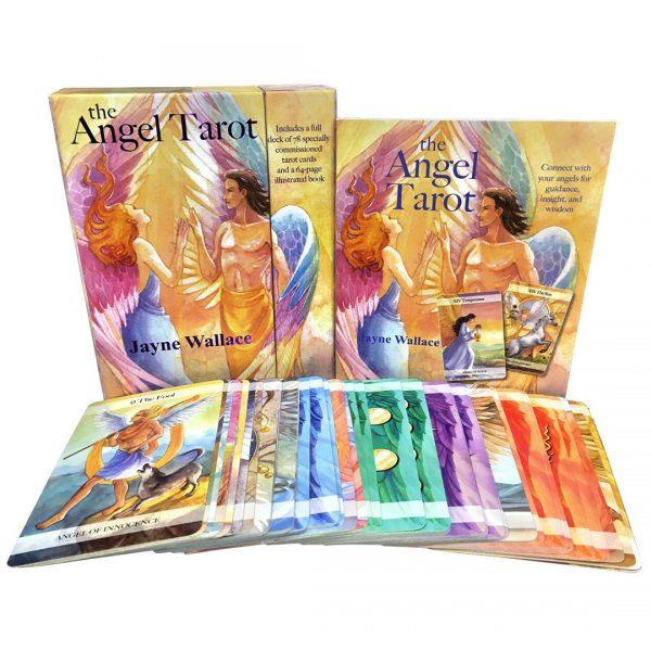 Angel Tarot CICO Books 2