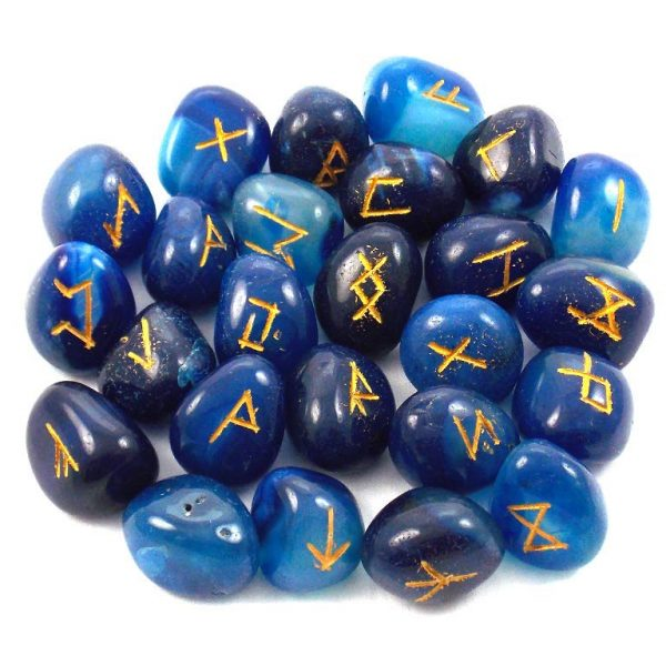 Blue Quartz Runes 2