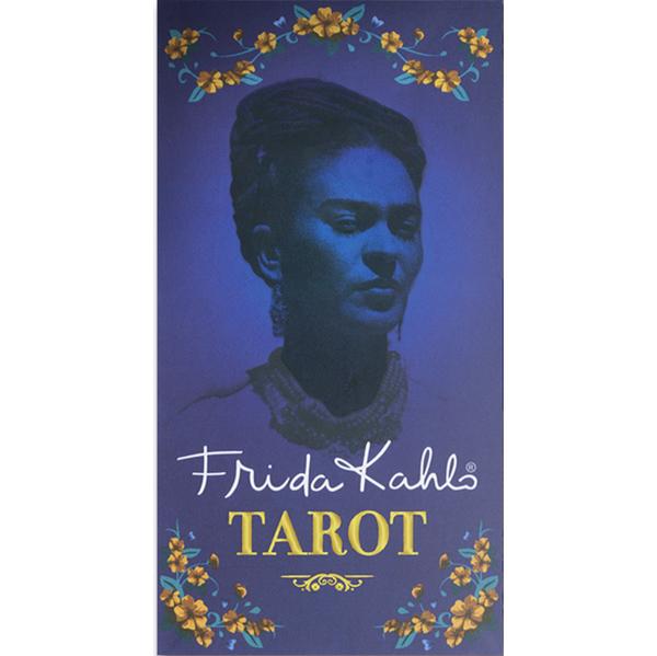 Frida Kahlo Tarot 7