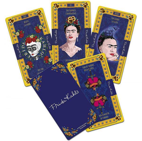 Frida Kahlo Tarot 3