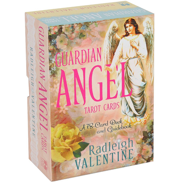 Guardian Angel Tarot Cards 17