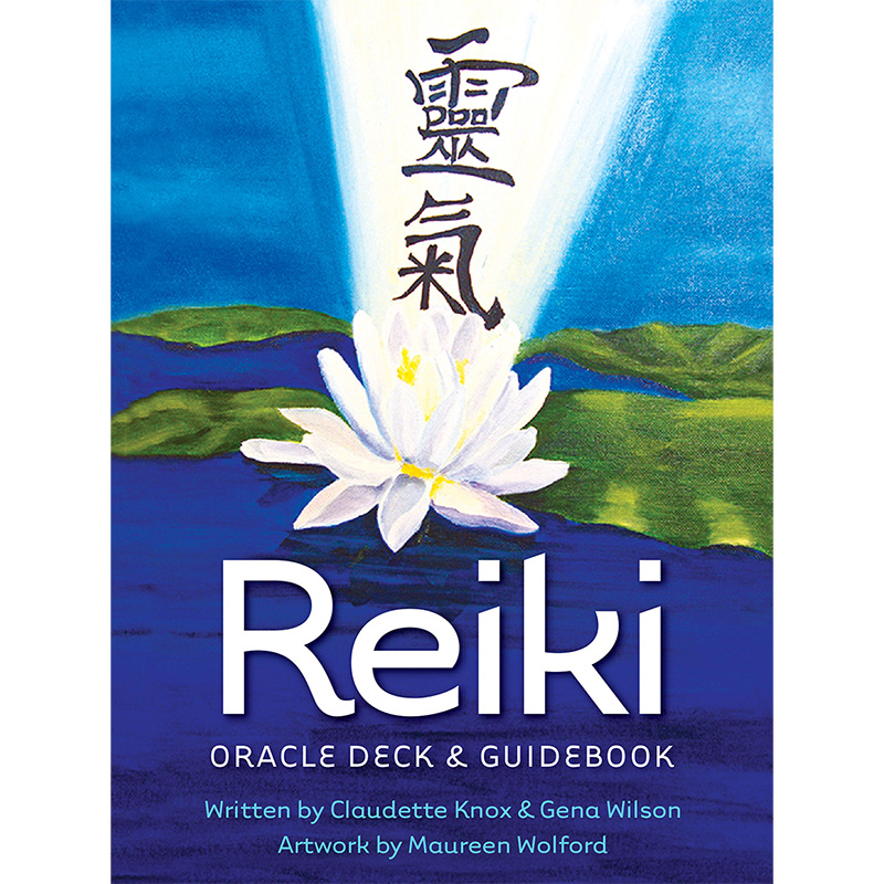 Reiki Oracle Deck 17