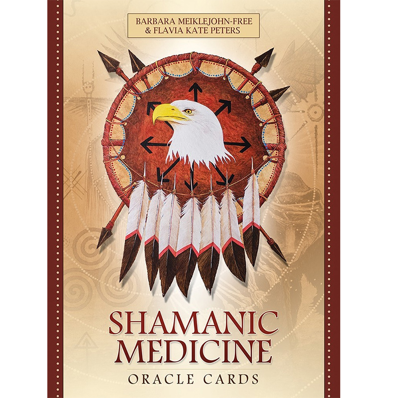 Shamanic Medicine Oracle Cards 37