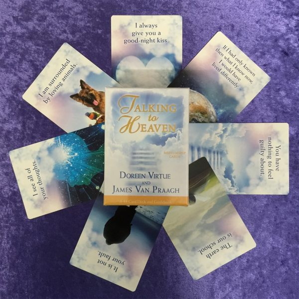 Talking to Heaven Mediumship Cards 8