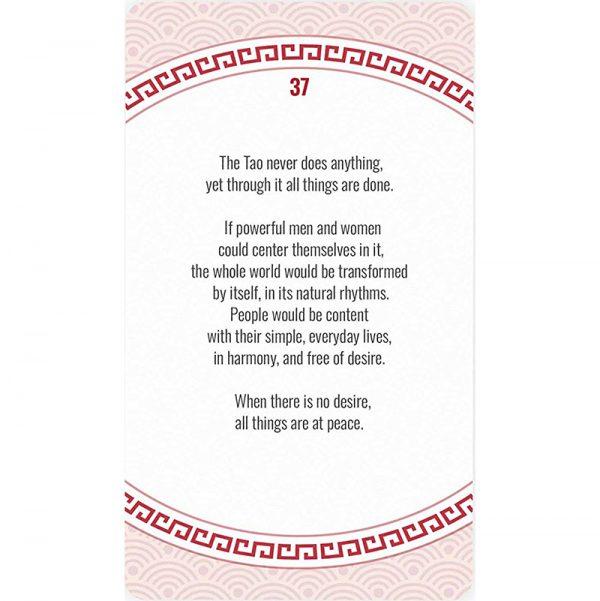 Tao Te Ching Cards 5