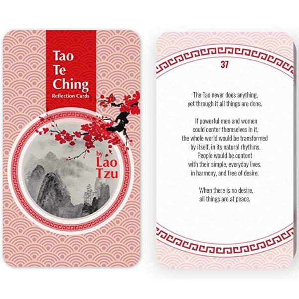 Tao Te Ching Cards 6