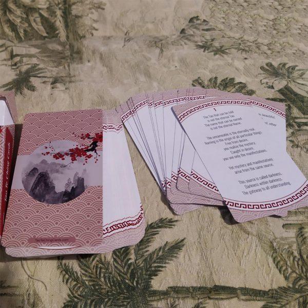 Tao Te Ching Cards 7