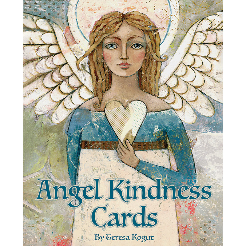 Angel Kindness Cards 3