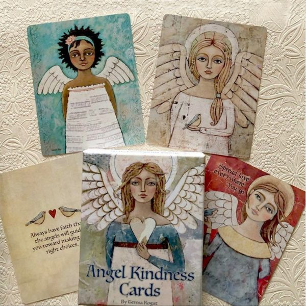 Angel Kindness Cards 12