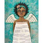 Angel Kindness Cards 4