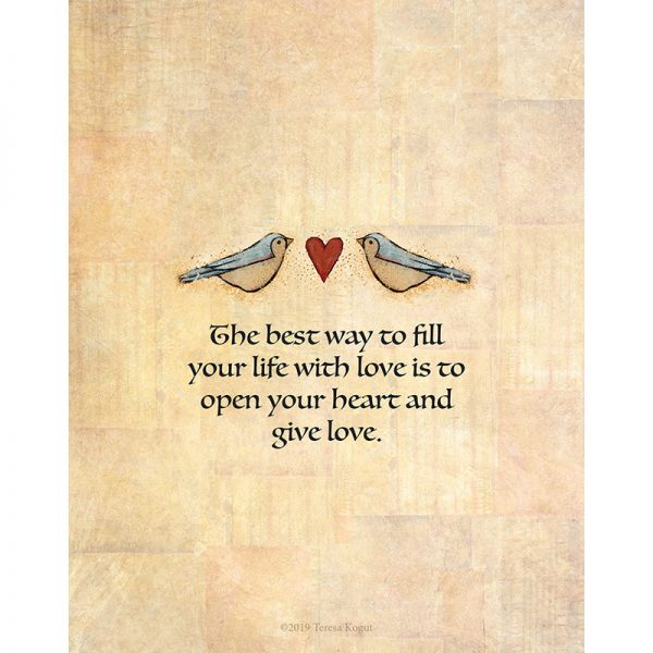 Angel Kindness Cards 9